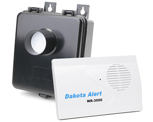 Motion Sensor and alarm